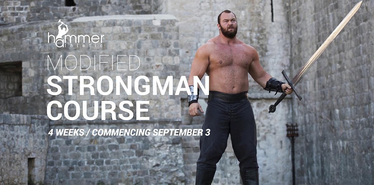 Modified Strongman