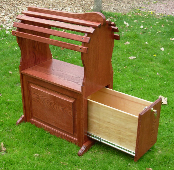 How to Build Saddle Stand Wooden Plans Woodworking cabin ...