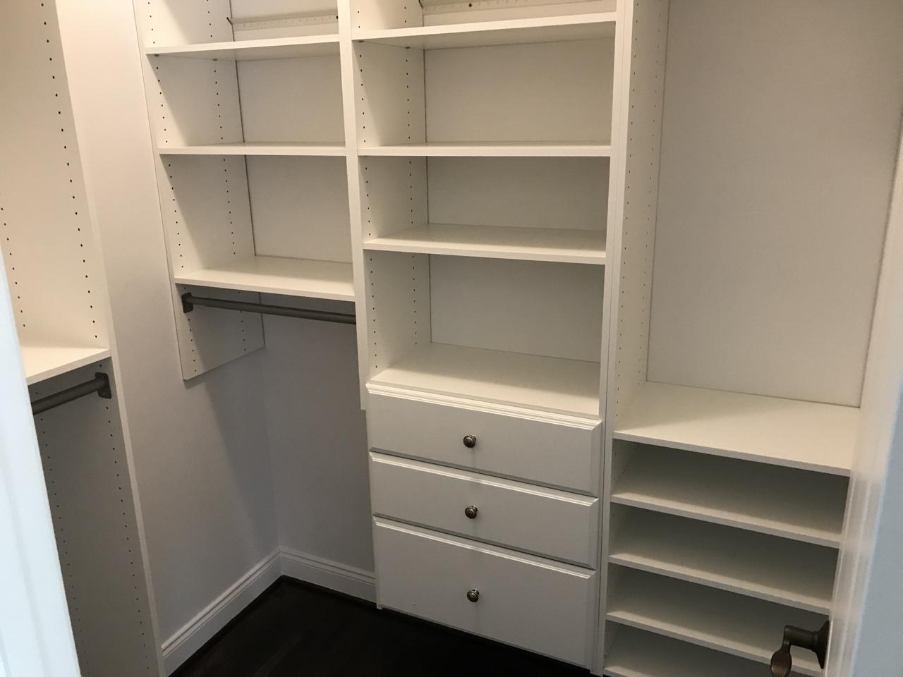 11 Jun Custom Closet Built Ins