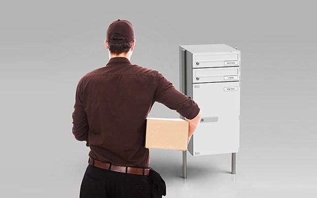 Paketbox (Bild: Burg Wächter)