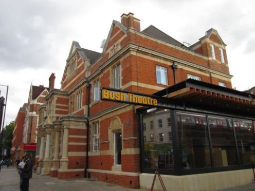 Conservation Award 2017: Bush Theatre