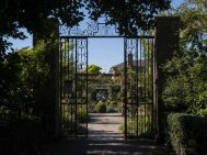 Nancye Goulden Award 2003: Ravenscourt Park walled garden