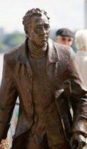 Capability Brown Statue