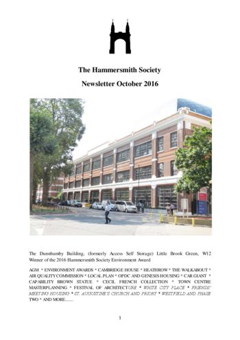 thumbnail of 2016-oct-newsletter-hammersmith-society