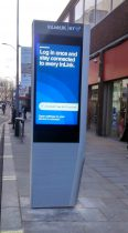 "BT InLinkUK ""Phone box"""