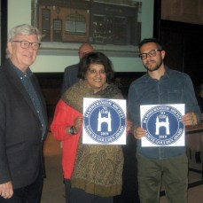 AGM19 - Nancye Goulden Award - Anarkali Checkrahamatoula for Paintbox, and Luca Marinoni for Coffeeology