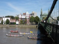 The Great River Race 2019