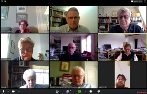 Online committee meeting