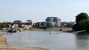 Hammersmith Bridge closed to river traffic August 2020