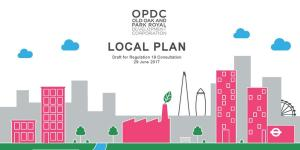 OPDC local plan