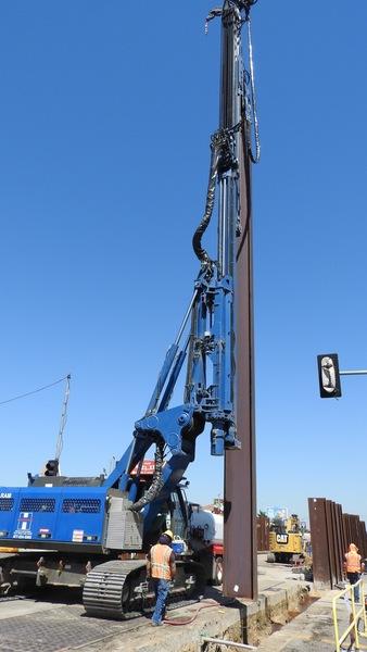 Hammer  Steel  ABI Mobilram MultiPurpose Rig for