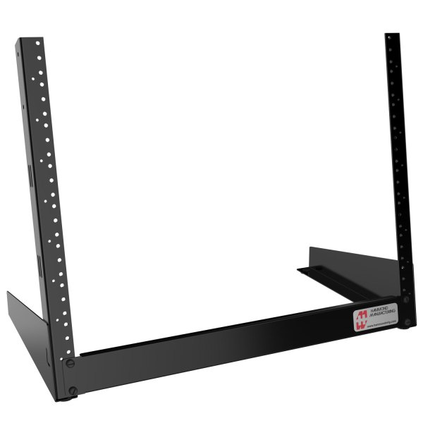 12u 19 Desktop Open Frame 2 Post Server Desk Rack - Year of