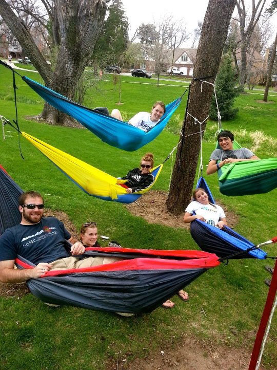 Choosing The Parachute Expedition Hammock  Double  Buy