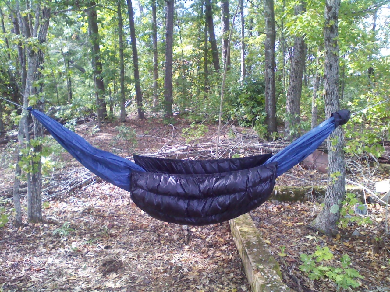 Diy Hammock Bishop Bag And Underquilt