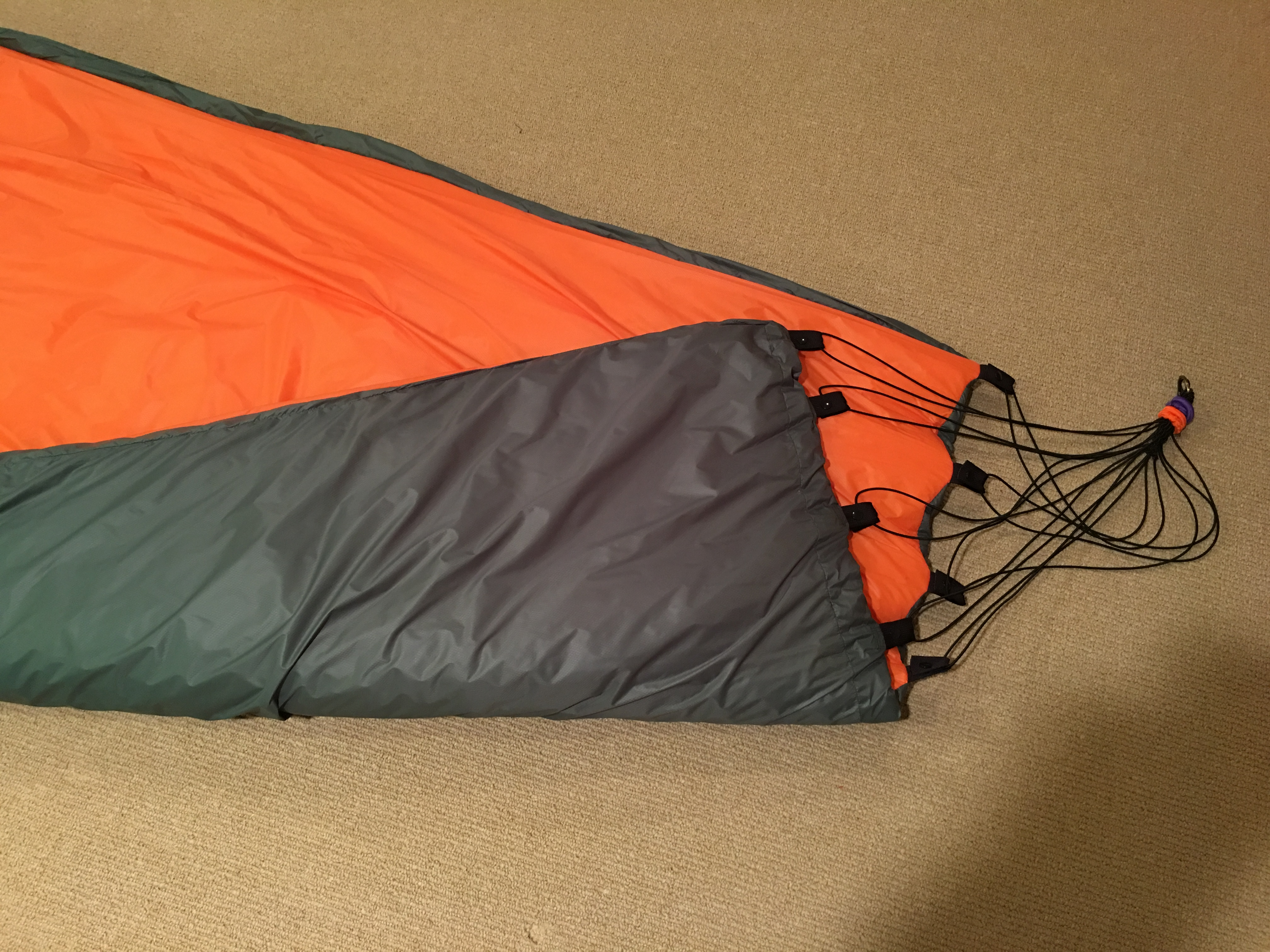 New Diy Underquilt
