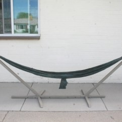 Hammock Chair Stands Diy Back Cover Frame Cool Stand Plans Outdoor