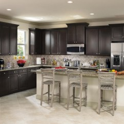 Quality Brand Kitchen Cabinets Ceramic Tile Backsplash Aristokraft Cabinetry Gallery  And Bath Remodel