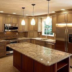 Types Of Kitchen Countertops Refrigerator And Bath Countertop Installation Photos In Brevard