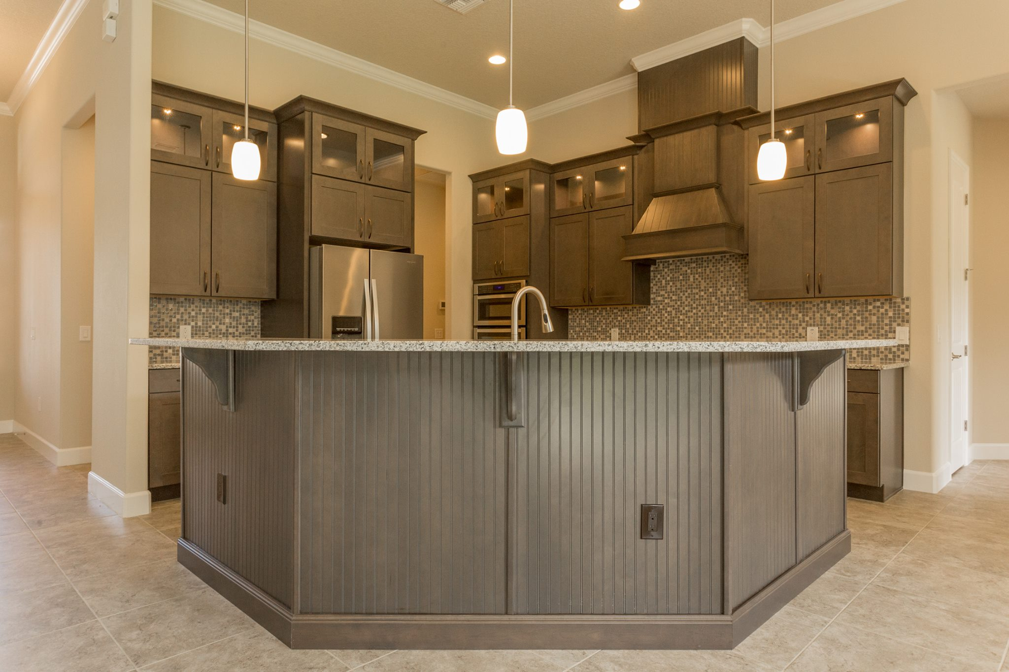 marsh kitchen cabinets cost to remodel small new melbourne home and bath with granite countertops in fl by hammond kitchens