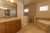 New Melbourne Home Kitchen and Bath With Marsh Cabinets ...