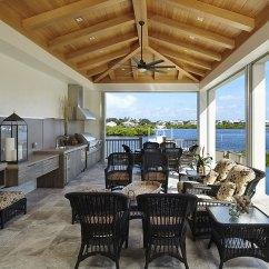 Summer Kitchen Design Replacing Countertops Naturekast Outdoor Cabinet Gallery