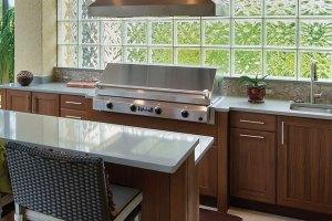 Best Weatherproof Outdoor Summer Kitchen Cabinets in ...