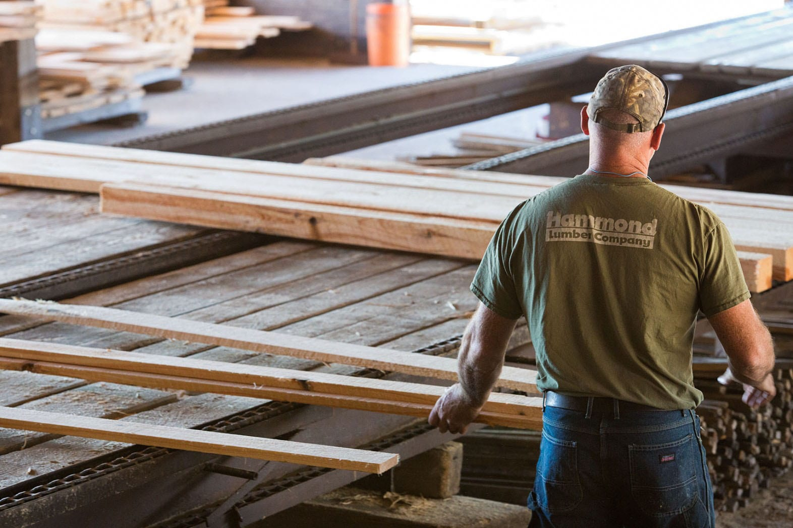 Hemlock Timber Suppliers