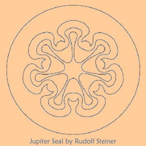 Jupiter Seal by Rudolf Steiner