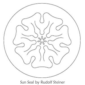 Sun Seal by Rudolf Steiner