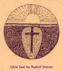 Libra Seal by Rudolf Steiner