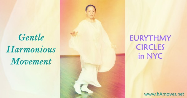 Eurythmy Circles in NYC