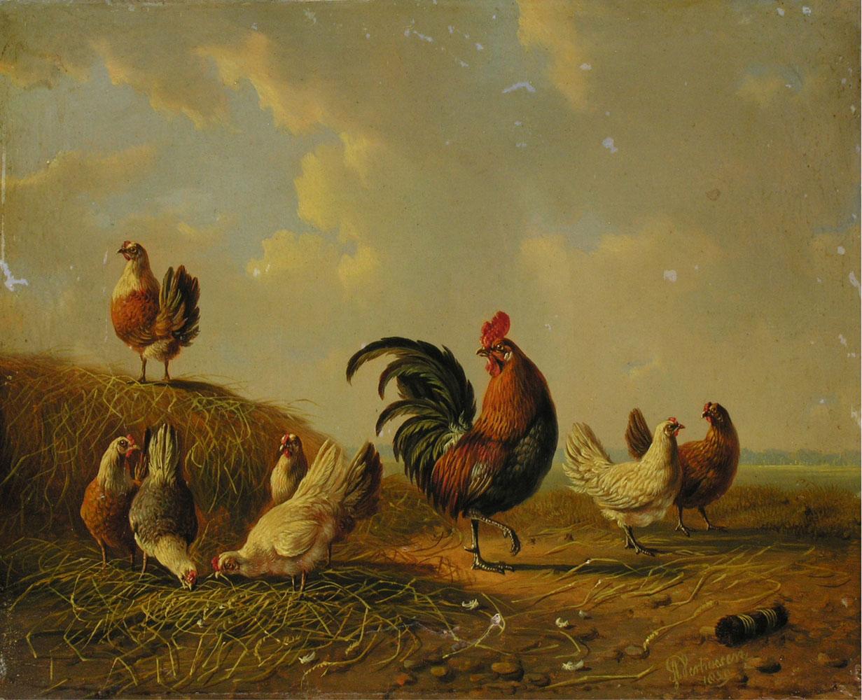 Albertus Verhoesen 1806  1881  Hampel Fine Art Auctions