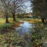 Hampshire history River Itchen