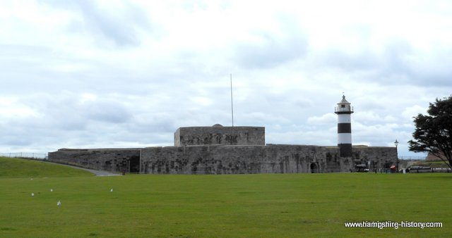 C16th Southsea Castle Hampshire