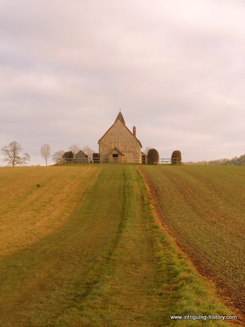 St Hubert's Church Idsworth