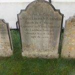 Napoleonic soldiers wife grave