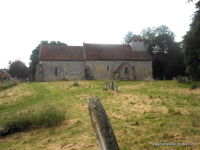 St Nicholas Church Bishop's Sutton