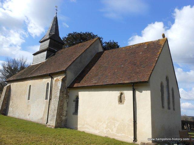 Prios Dean Church Hampshire