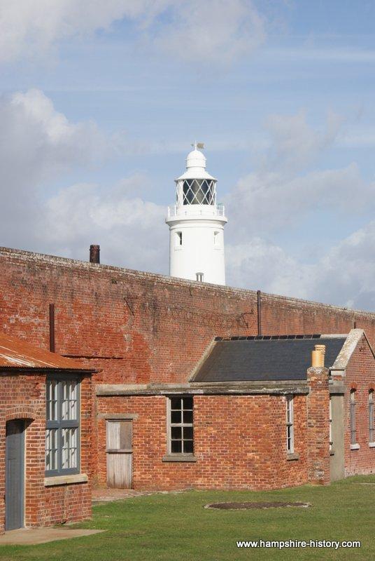 Hurst Spit Lighthouse