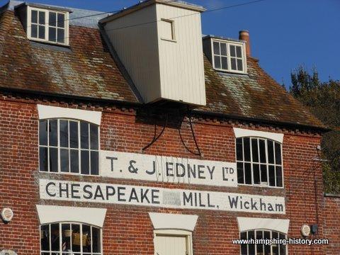 Chesapeake Mill Wickham Hampshire