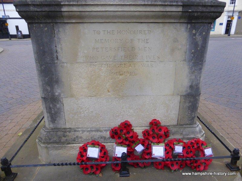 Petersfield War Memorial