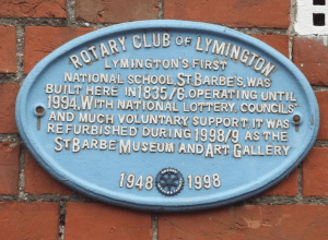 St Barbe Museum Lymington