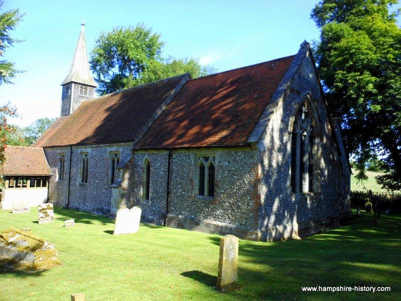 Holy Trinity & St Andrews Ashe