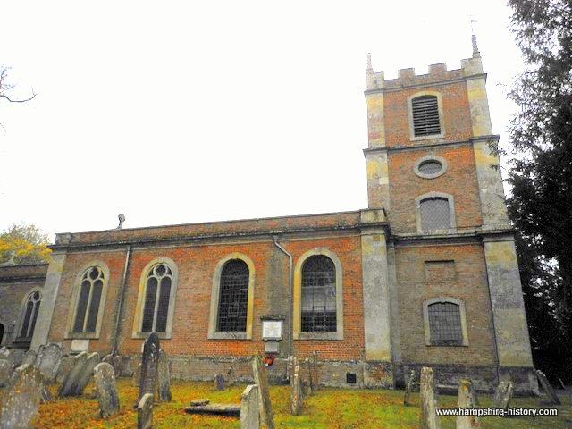 St Mary's Church Abbotts Ann