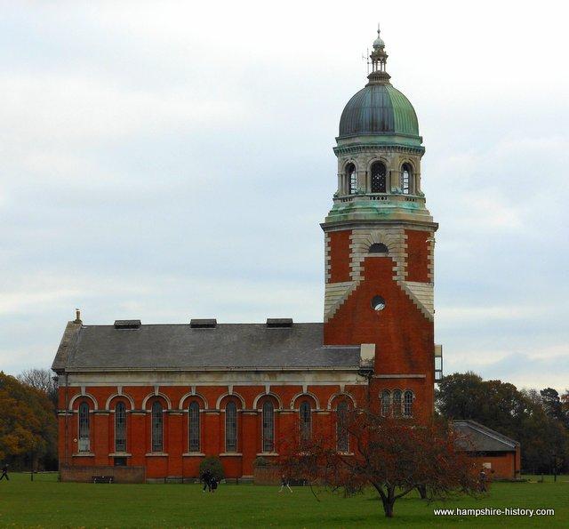 Royal Victoria Hospital Chapel Netley