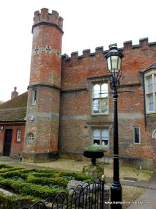Abbey House Winchester