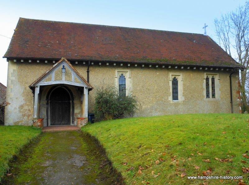 West Worldham Church