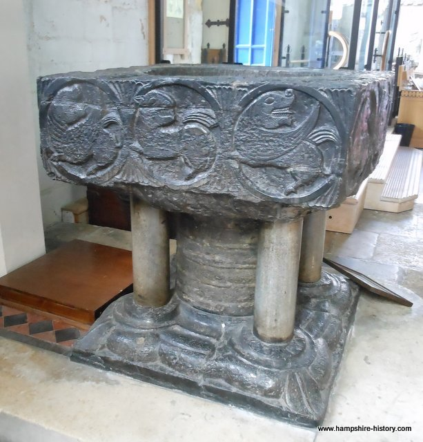 Tournai Fonts in Hampshire