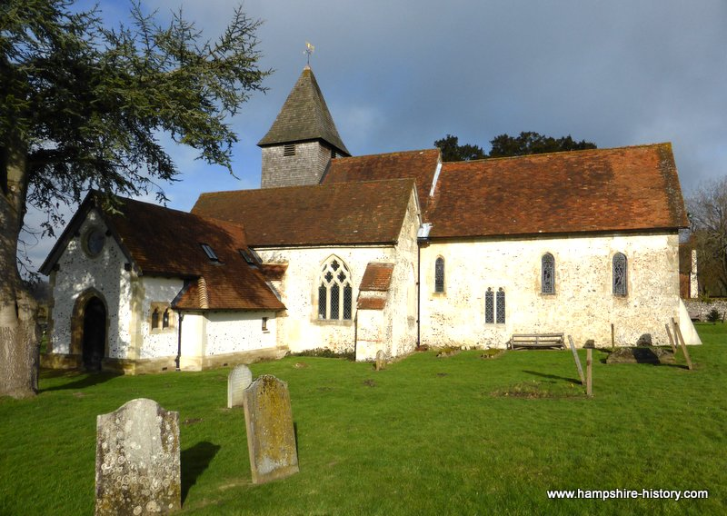 St Mary the Virgin Silchester