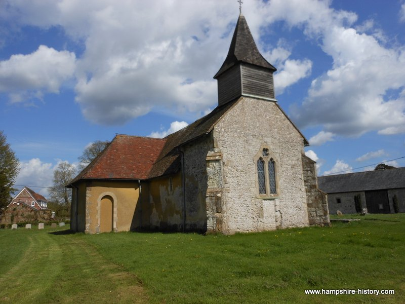 Early Hampshire Churches